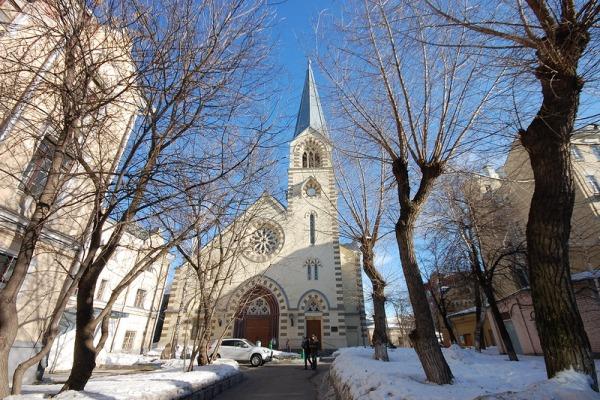 Евангелическо-лютеранский Кафедральный собор святых Петра и Павла