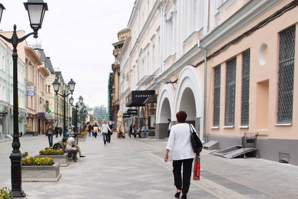 Кузнецкий мост (пешеходная улица)