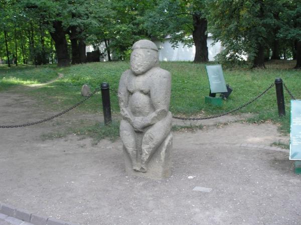 Статуя «Половецкая баба»
