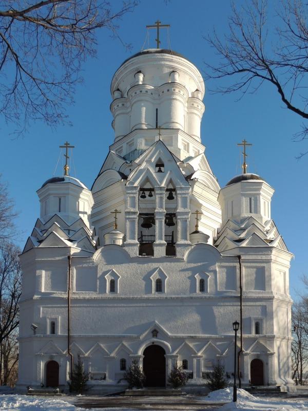 Церковь Усекновения главы Иоанна Предтечи в Дьякове