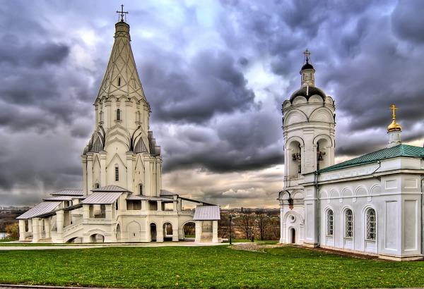 Государственный музей-заповедник Коломенское