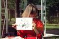 Летняя Читальня в Гончаровском парке