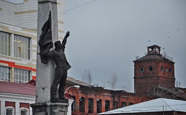 Памятник «Борцам революции»