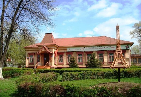 Павлово-Посадский историко-художественный музей (Краеведческий музей)