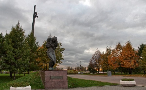 Памятник пропавшим без вести солдатам без могил