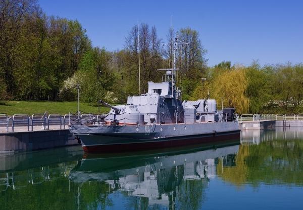 Экспозиция Военно-морского флота