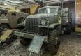 Выставка автомобилей времён Великой Отечественной войны на Поклонной горе