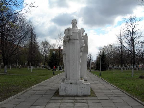 Памятник основателям Павловского Посада