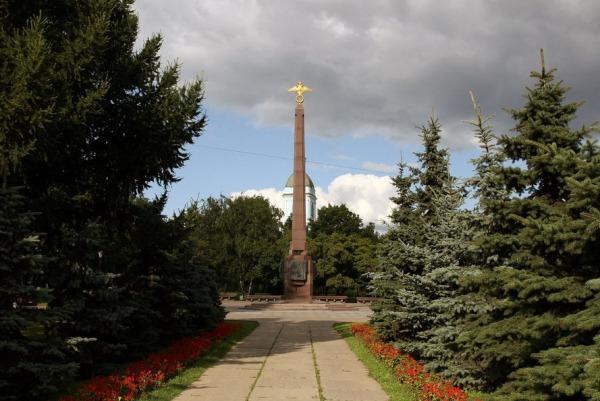 Памятник «Пограничникам Отечества»