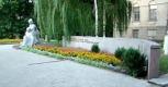Памятник воинам-медикам