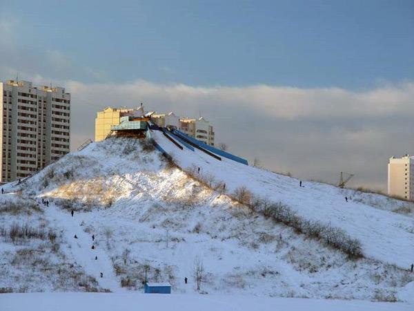 Горнолыжный центр «Дзержинский-Лыткарино»