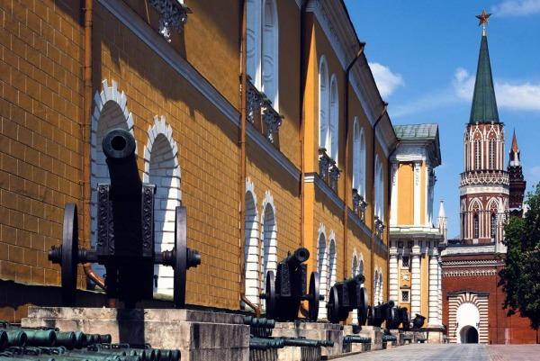 Арсенал Московского Кремля