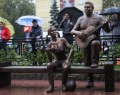 Памятник группе «Любе»