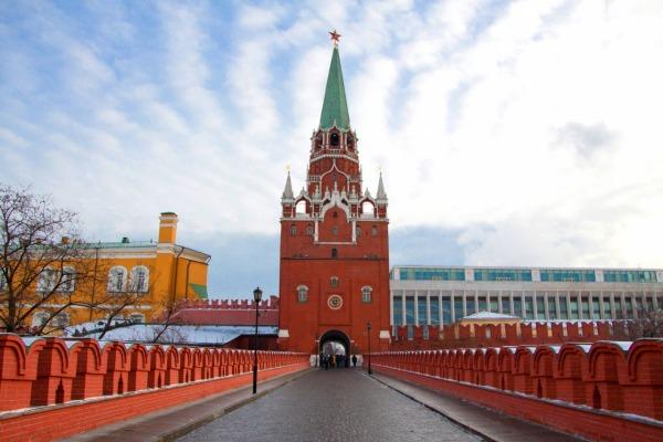 Троицкая башня Кремля