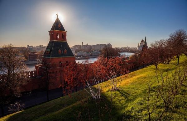 Благовещенская башня Кремля