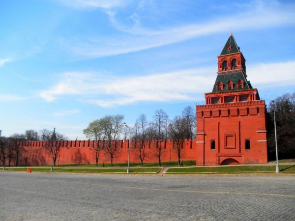 Константино-Еленинская башня Кремля