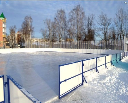 Ледовый Каток на Шоссе Энтузиастов