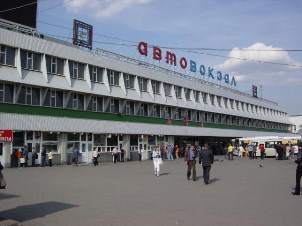 Московский автовокзал (Щелковский)