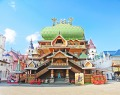 Центральная площадь «Русское подворье» в Измайлово