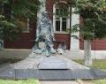 Памятник П.А. Кропоткину