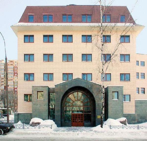 Отель при постоянном представительстве Республики Коми