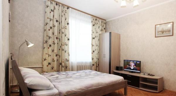 ApartLux на Фрунзенской Набережной