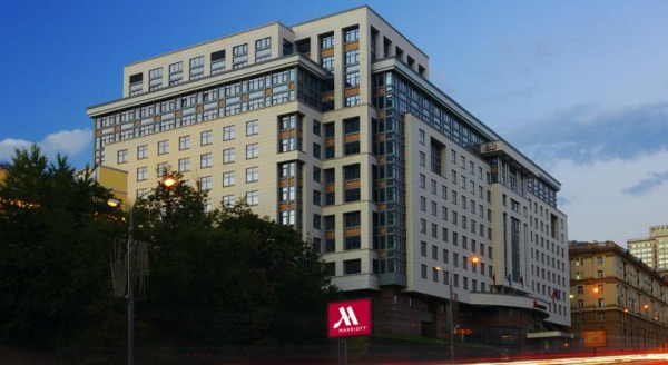 Москва Марриотт Отель Новый Арбат