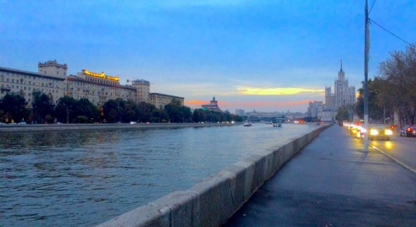 Moscow River Hostel