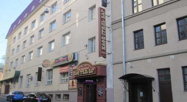 Отель На Медовом
