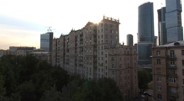 Resthouse Moscow Кутузовская