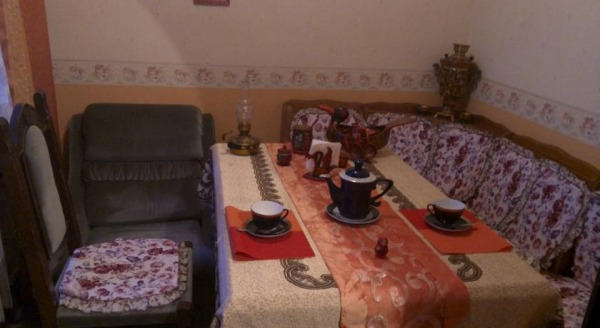 Комнаты Валентина