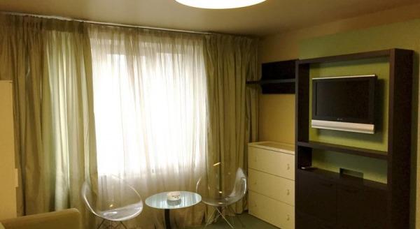 Дизайнерские апартаменты на Павелецкой