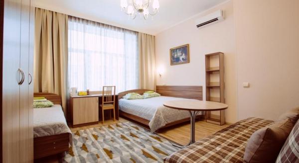Мини-Отель на Маросейке