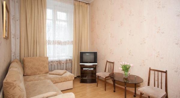 Апартаменты Moskva4you Большая Дорогомиловская 4