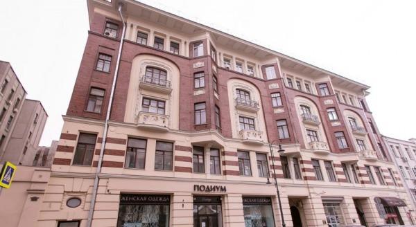 Хостел Юрий Долгорукий