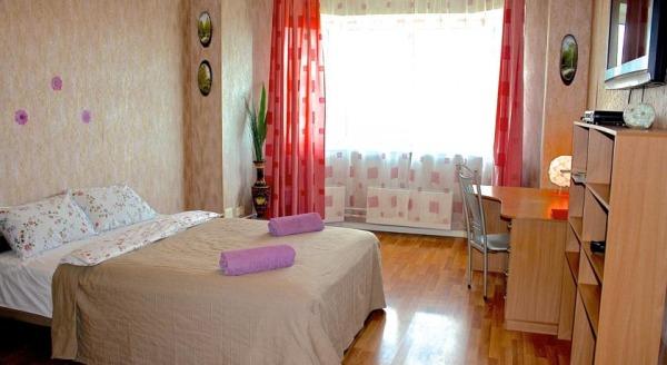 Апартаменты на Изюмской
