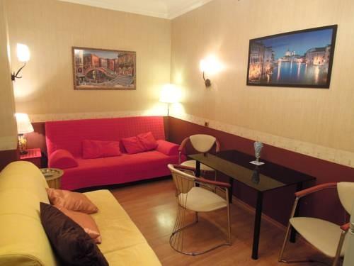 Lakshmi Apartments Prechistenka