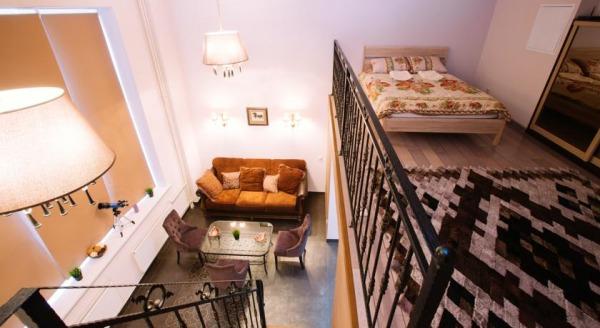Eganov Apartment on Alekseyevskaya