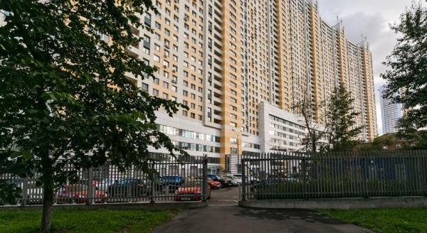 Апартаменты Хорошевское