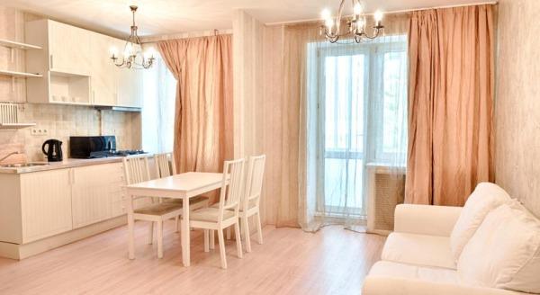 Moscow Marina Apartments на Савеловской