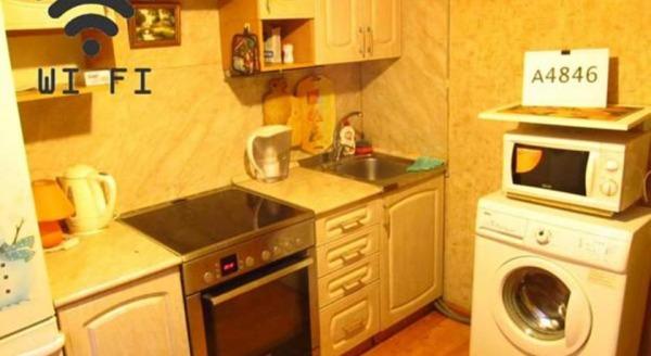 Солнечные апартаменты у метро Биберево