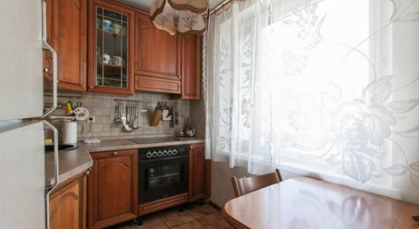 Apartment Mar'inaya Roscha