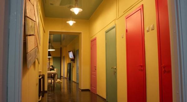 Хостел DOORS