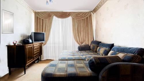 Apartment Leningradsky 33A