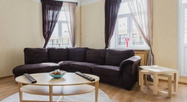 Apartment Bolshoy Afanasyevskiy pereulok 16