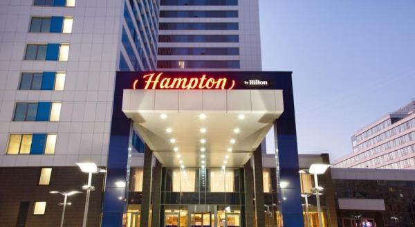 Hampton by Hilton Moscow Strogino