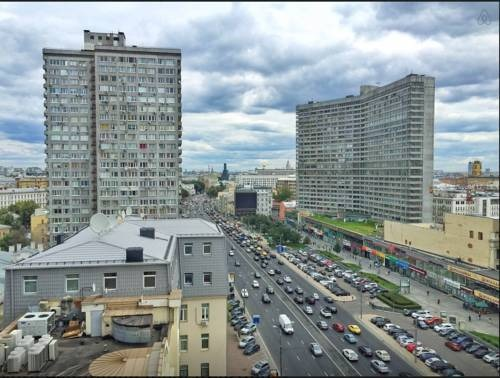 Apartments On New Arbat