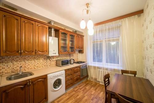 Апартаменты Вигвам 24 Маленковская