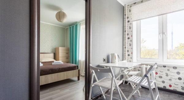 Apartment On Raketniy Bulvar