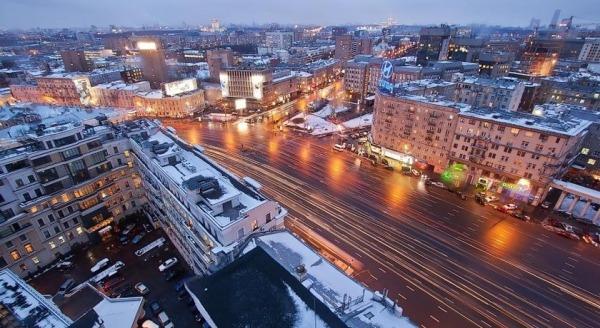 Heart of Moscow на Смоленке